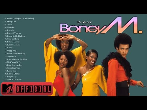 Boney M : Greatest Hits - The Best of Boney M 2016 - 2017