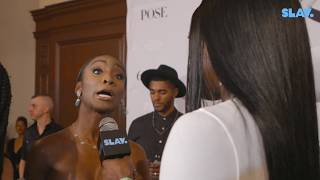 """Pride is about rebellion"" Angelica Ross speaks on what pride means to her"