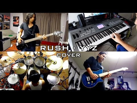 Rush - YYZ - Cover by Josh and Luke Gallagher