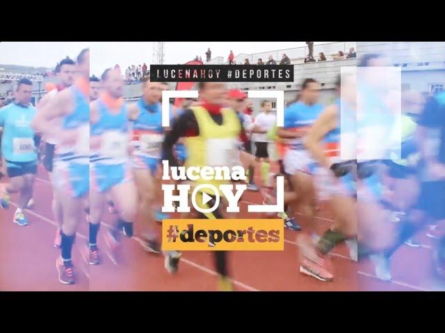 Vídeo: LucenaHoy Deportes: Nuestro magazine con toda la actualidad deportiva del fin de semana: Fútbol, fútbol sala, atletismo, padel...