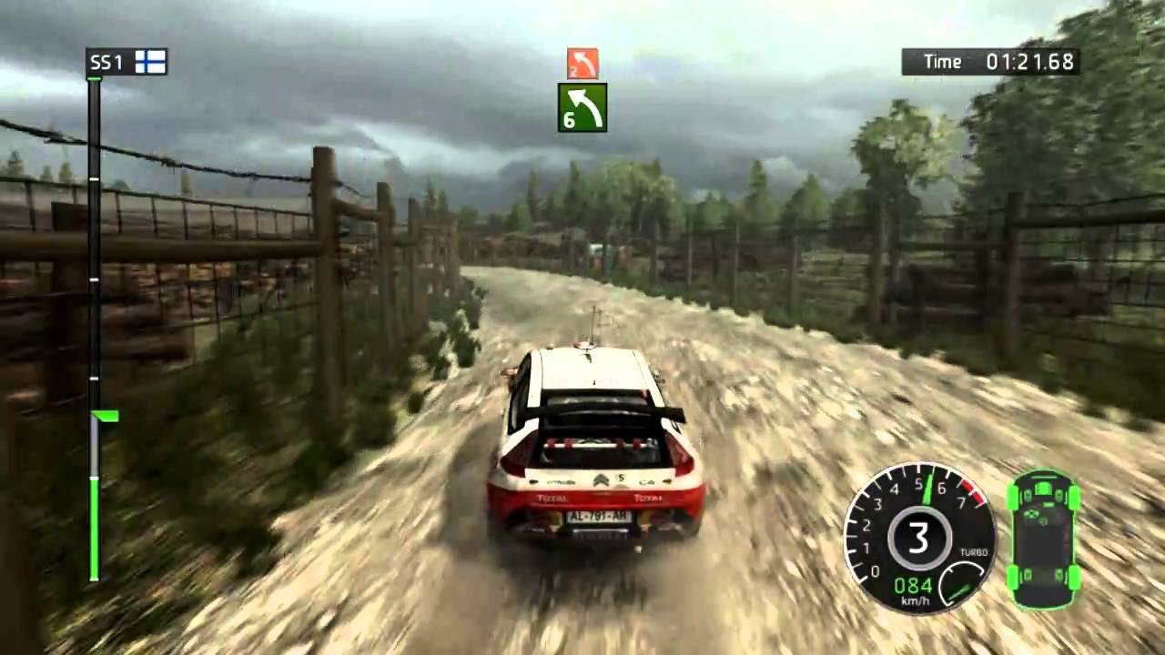 AndroCut - Android HVGA and QVGA HD Cracked Games: WRC The ...