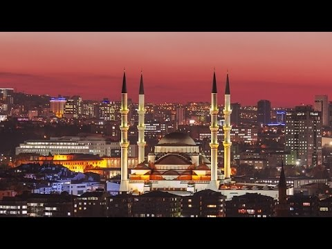 ANKARA - About city