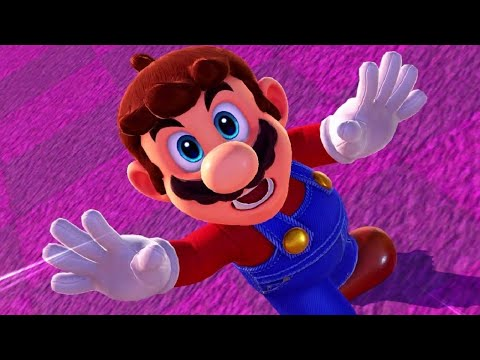 Super Mario Odyssey Walkthrough Part 2 - Mario In The Desert (Sand Kingdom)
