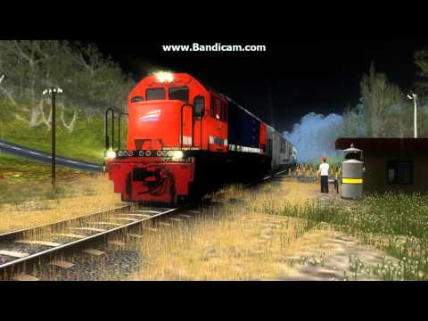 Trainz Simulator 2009 gameplay (Old Video) | Doovi