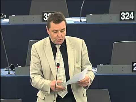 Mark Demesmaeker over grensoverschrijdende gezondheidsbedreigingen EP_Plenaire_02_07_2013