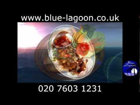 London Thai Restaurant | Thai Cuisine London | Blue Lagoon
