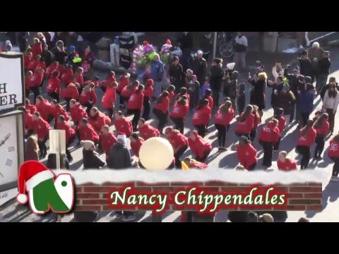 North Andover (MA) 2018 Santa Parade