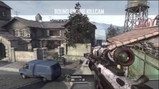 Black Ops 2 TRICKSHOT KILLCAM REACTIONS MONTAGE