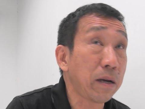 Japanese fake gold scammer