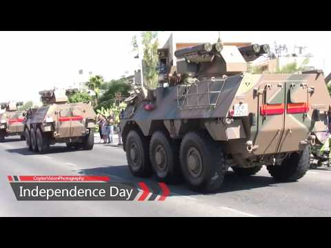 Military parade, Cyprus