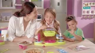 Játékos szakács gyerekeknek Chef Smoby Mézeskalács