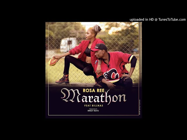 Rosa Ree Ft. Billnas – Marathon (Official Audio)