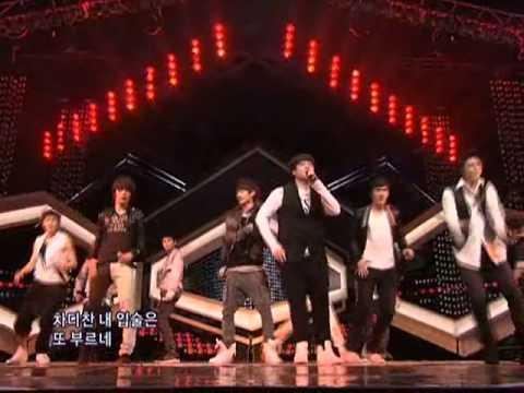 Super Junior - It's You (슈퍼주니어 - 너라고) @ SBS Inkigayo 인기가요 090517