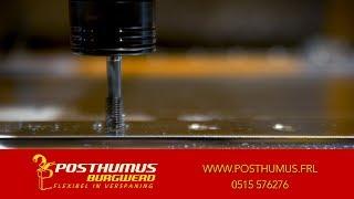 Posthumus Burgwerd | Foundation Plate