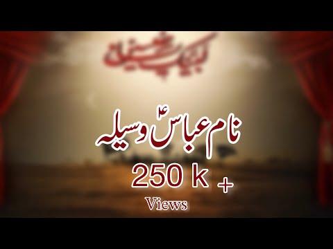 Naam e Abbas a.s Waseela Hai || Syed Murtaza Musavi || 2016-2017