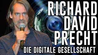 Richard David Precht - Die digitale Gesellschaft - DAI Heidelberg - 27. Mai 2019
