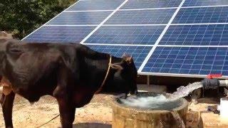 Bombeo solar hasta 50 HP