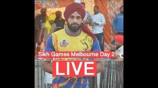 SIKH GAMES ( KABADDI) 2019 MELBOURNE DAY 2