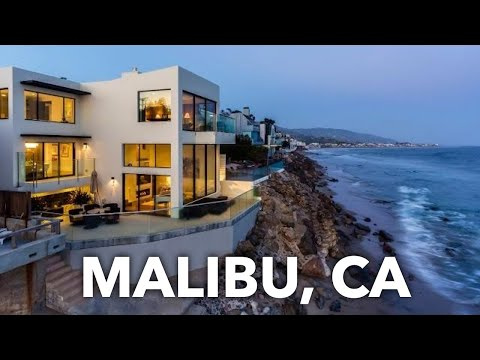 Modern Malibu Beach Home For Sale | 24146 Malibu Rd, Malibu, CA 90265