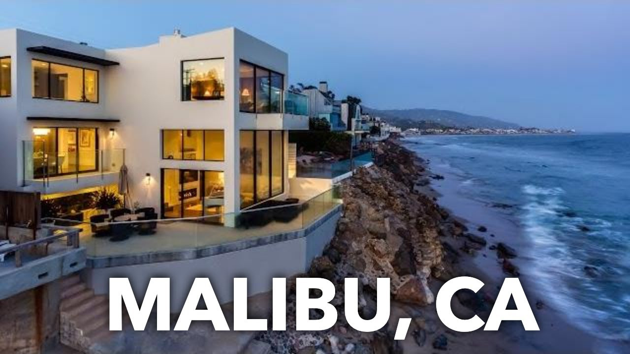 Modern Malibu Beach Home For Sale 24146 Malibu Rd