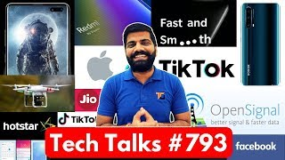 Tech Talks #793 OnePlus 7 Details, TikTok Ban Not Enough, Redmi Y3, Jio 4G, S10 5G Camera