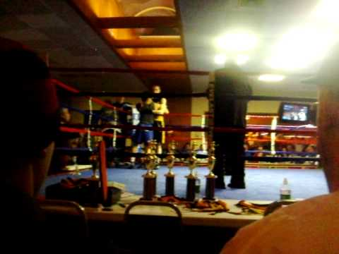 2011 golden gloves fight mike rutkowski verse doug...