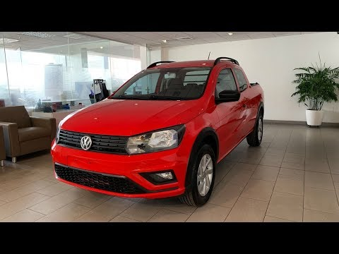 Volkswagen Saveiro - Primer Contacto