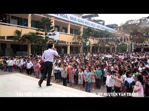 Tam Viet Cuoi voi truong tieu hoc Cat Linh (GV Nguyen Van Thanh).avi
