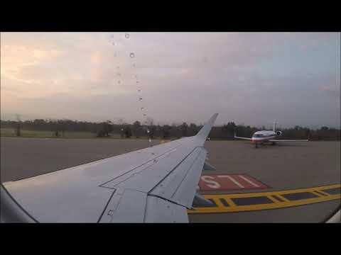 American Eagle | Full Flight | Embraer E175 | Buffalo to Philadelphia