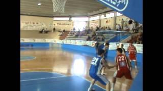 Basket - finali under 17 a Termoli.avi