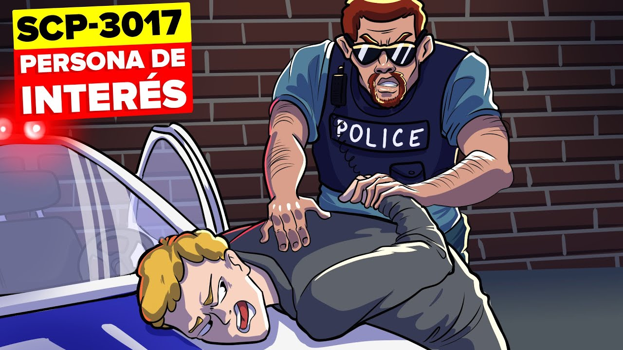 SCP-3017 – La Persona Viva Más Peligrosa (SCP Animación)