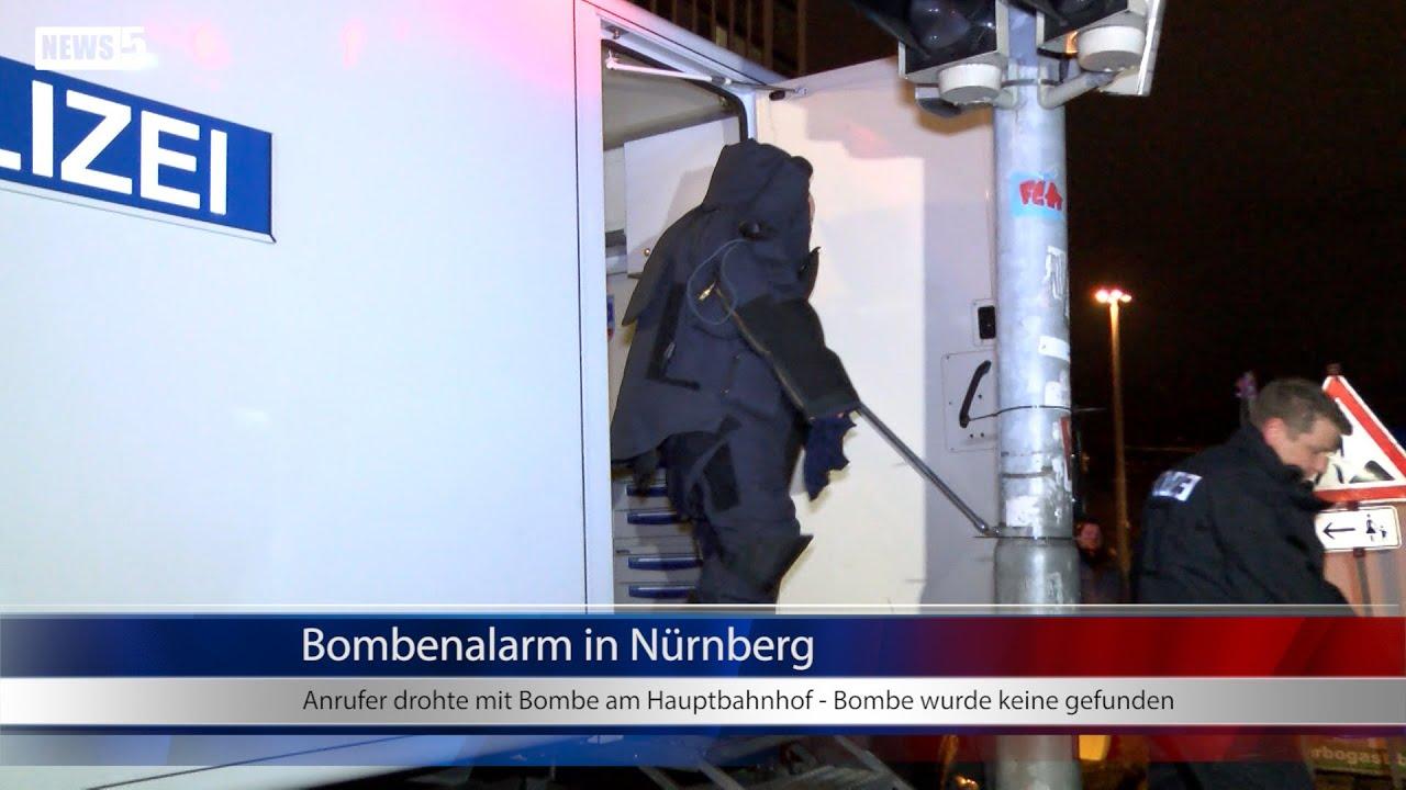 Bombenalarm Nürnberg