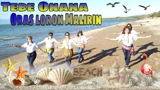 TEBE ONANA-ORAS LORON MALIRIN || LINE DANCE || SM Kupang NTT(INA).Choreo By Linda Lee( Kupang NTT).