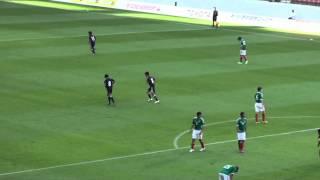 2012 豊田国際ユース 日本vsメキシコ 杉本太郎のゴール
