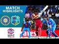 ICC WT20 West Indies v India Semi Final Highlights