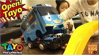 너무 귀여운 꼬마버스 타요의 귀여운 친구들을 소개합니다. TAYO the little bus l car toys