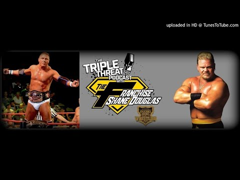 Shane Douglas On The NWA and Billy Corgan, Tim Storm As Champion