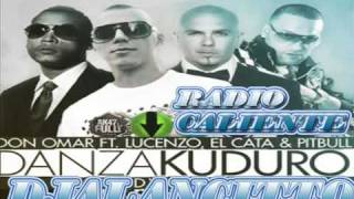 Don Omar Ft. Lucenzo El Cata & Pitbull - Danza Kuduro (official Remix 2011).FLV