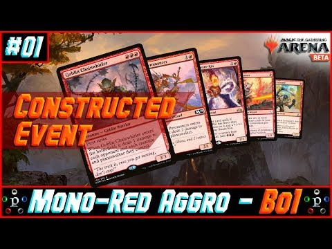Repeat MTG Arena Izzet Drakes Constructed Event - Supraliminal Films