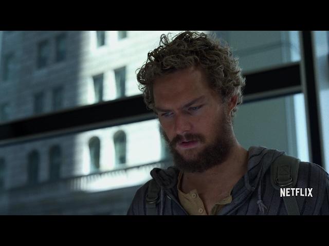 Iron Fist - Official Trailer