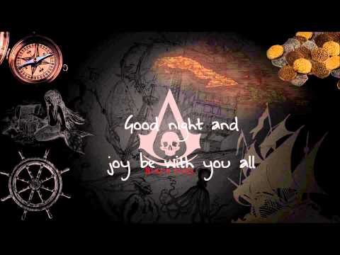The Parting Glass  Lyrics  Assassins Creed IV