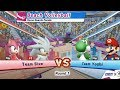 Mario & Sonic At London 2012 Olympic Games Beach Volleyball Part 26 Team Silver, Amy Gameplay
