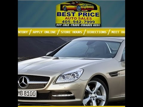 Best Price Auto Sales >> Okc Drivers Need A Car Best Price Auto Sales 405 942 7999 Youtube