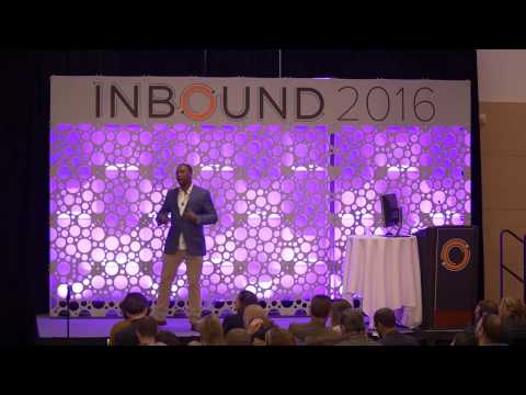 "INBOUND 2016: Michael King ""The Pragmatic Future of Search"""