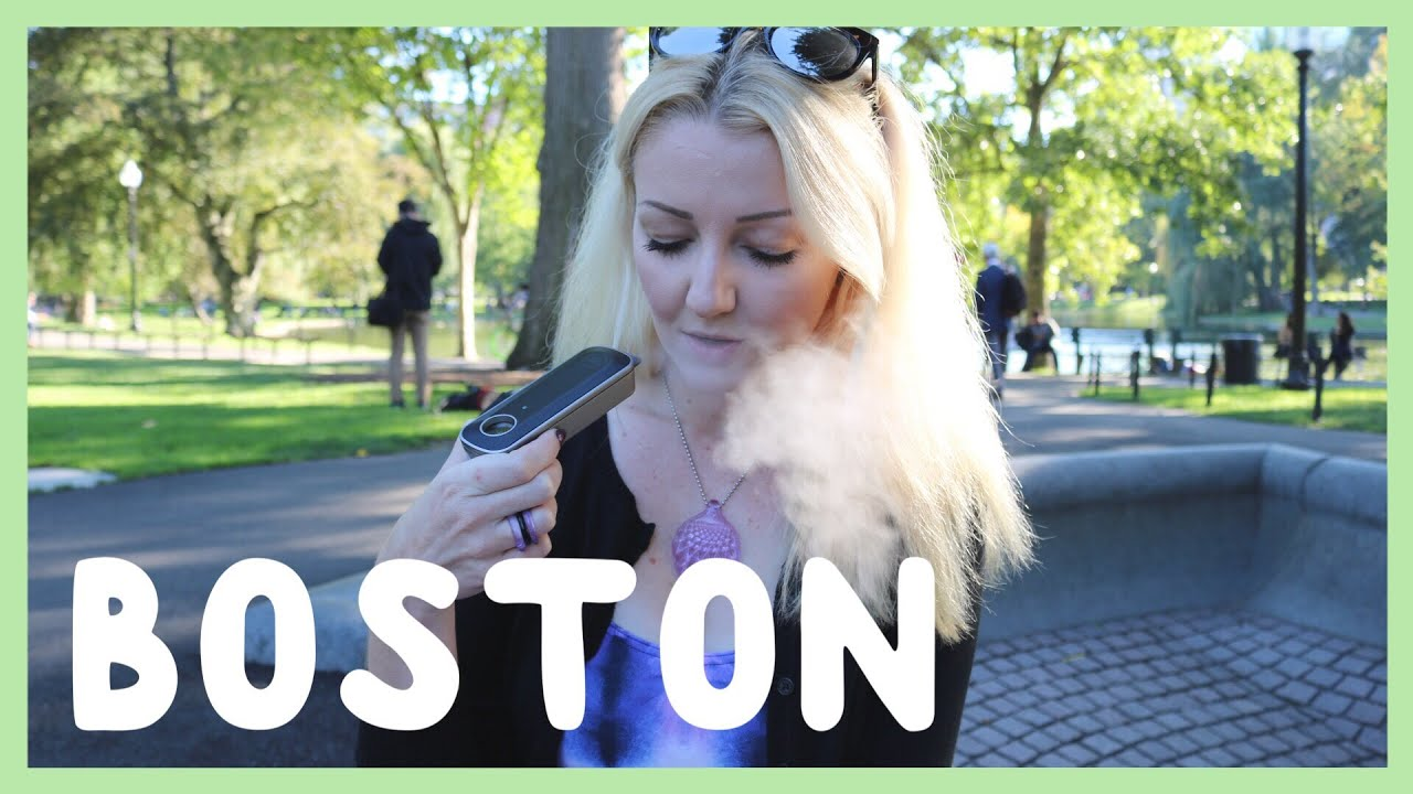 High, in Boston! | travel vlog & Firefly2 first impression