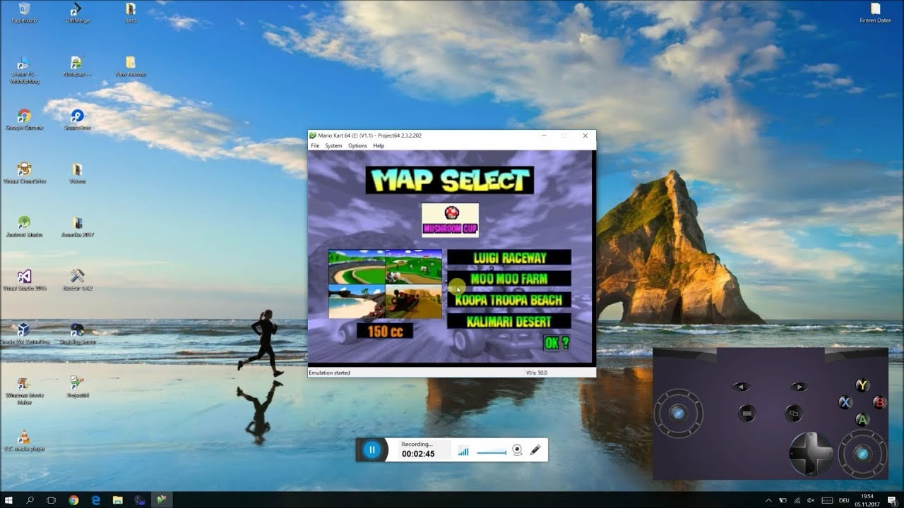 DroidJoy - How to emulate a XInput Gamepad on your PC