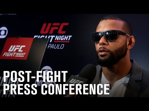UFC Vegas 38: Post-Fight Press Conference