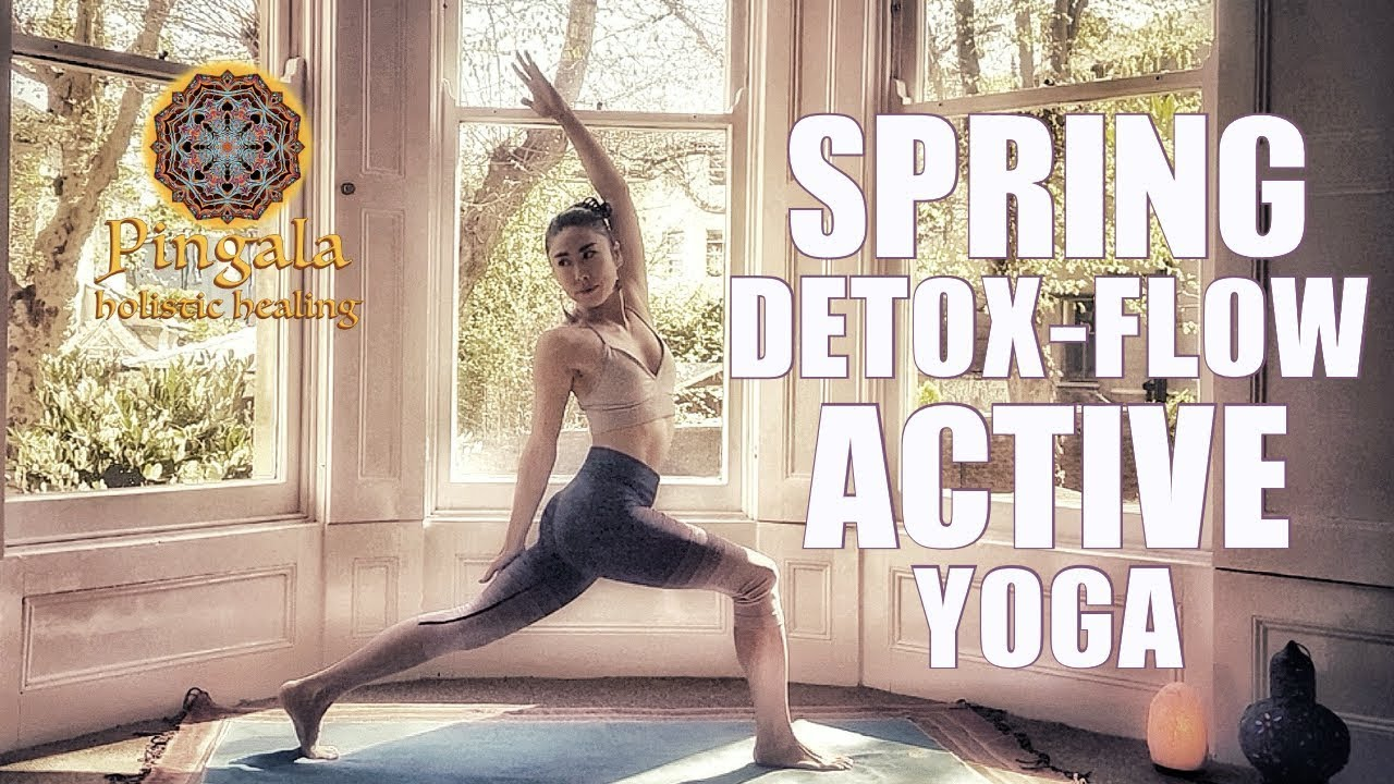 Spring Detox Flow Active English