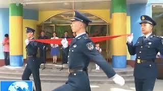 《精彩活动迎国庆》 西藏拉萨 赛牦牛 农牧民喜迎国庆 | CCTV
