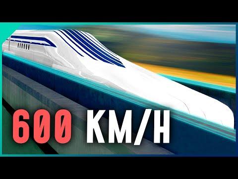 Der schnellste Zug der Welt!